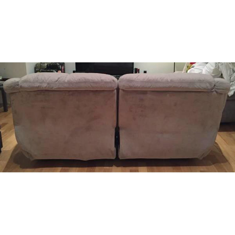 Bob's Dual Manual Reclining Sofa - image-4