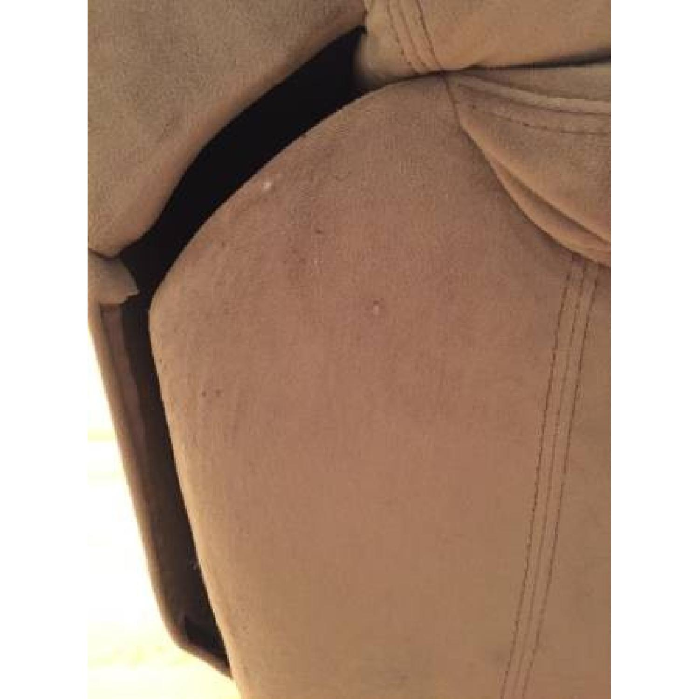 Bob's Dual Manual Reclining Sofa - image-8