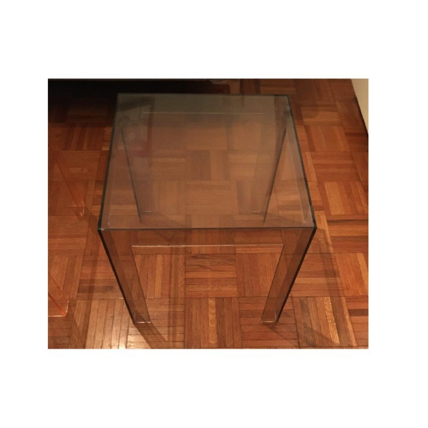 Kartell Jolly Side Tables - Pair - image-3