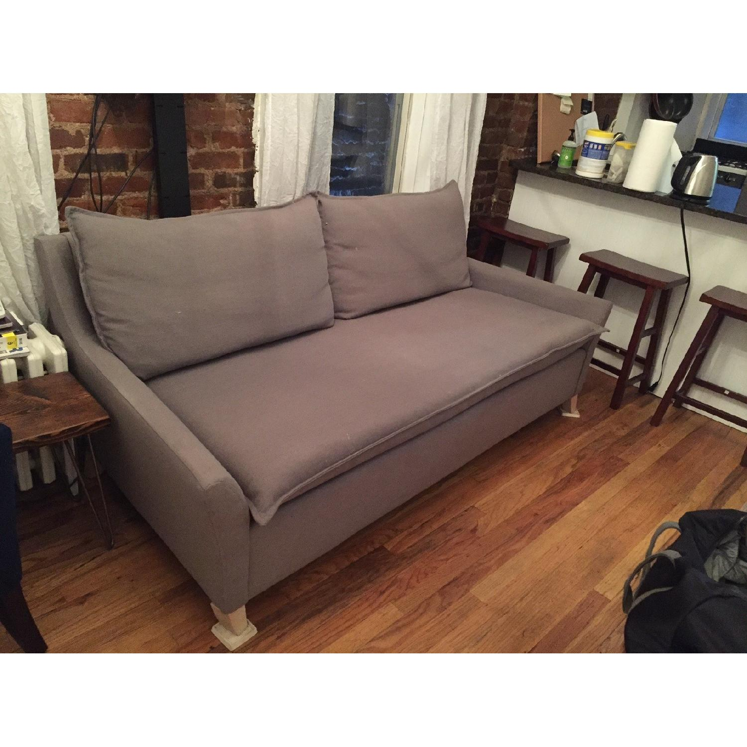 West Elm Bliss Down-Filled Sofa - image-1