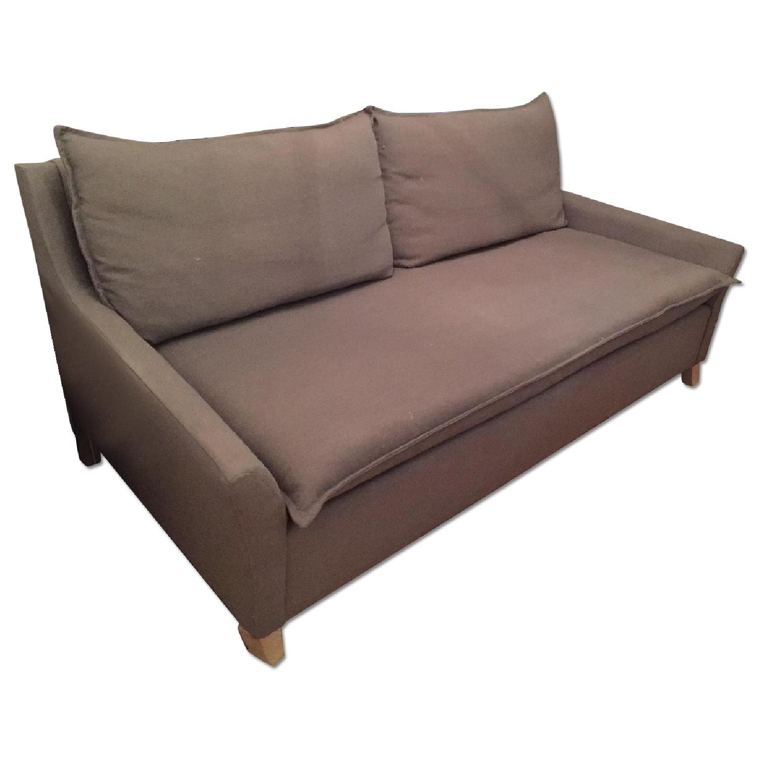 West Elm Bliss Down-Filled Sofa - image-0
