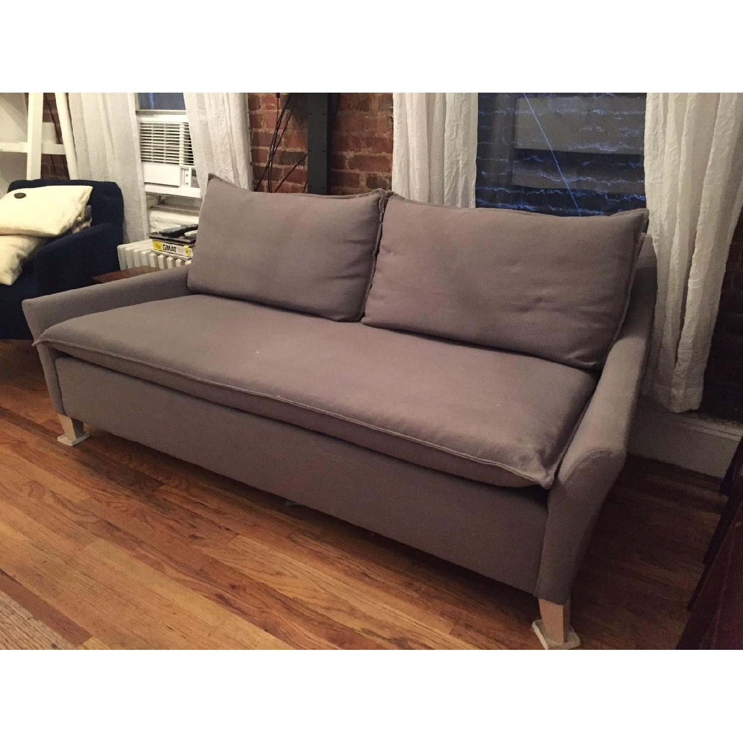 West Elm Bliss Down-Filled Sofa - image-2