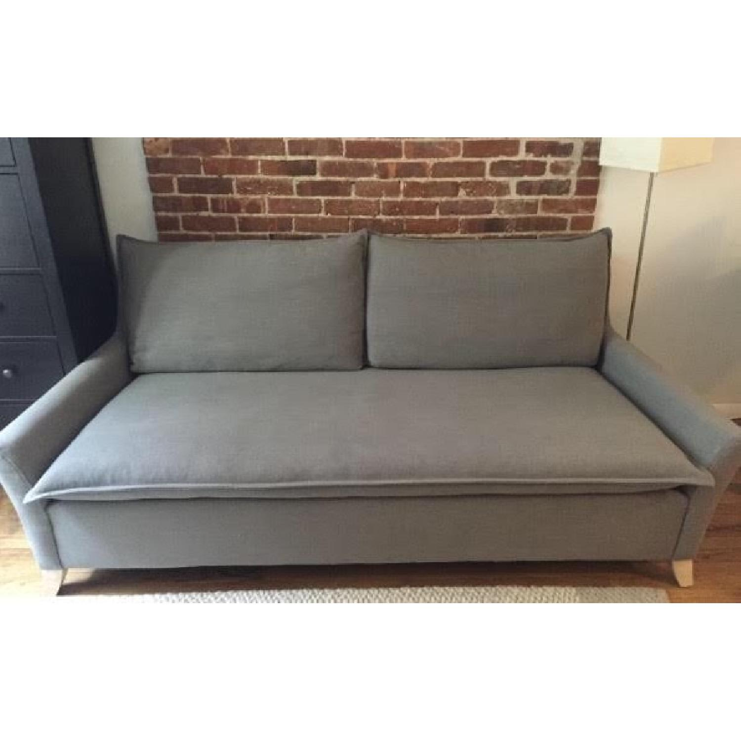 West Elm Bliss Down-Filled Sofa - image-3