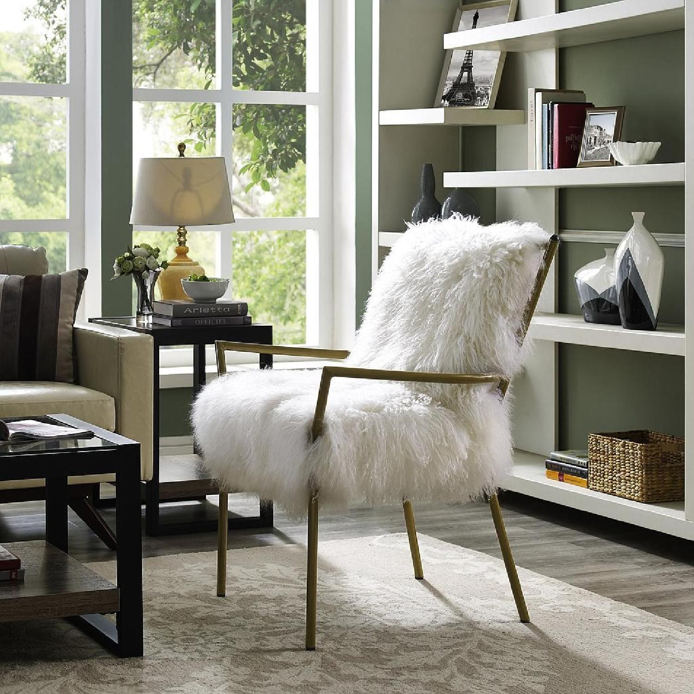 Lena Sheepskin Chair - image-1