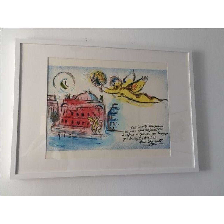 Chagall Homage to Garnier Lithograph - image-1