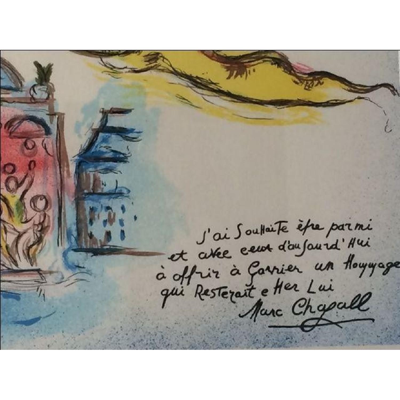 Chagall Homage to Garnier Lithograph - image-4
