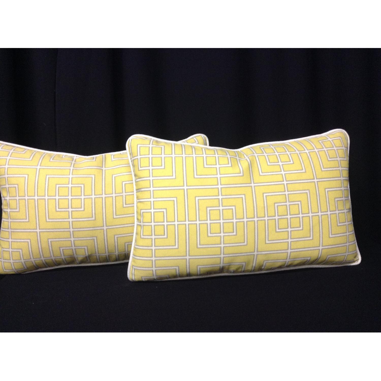 Decorative Pillows - Pair - image-1