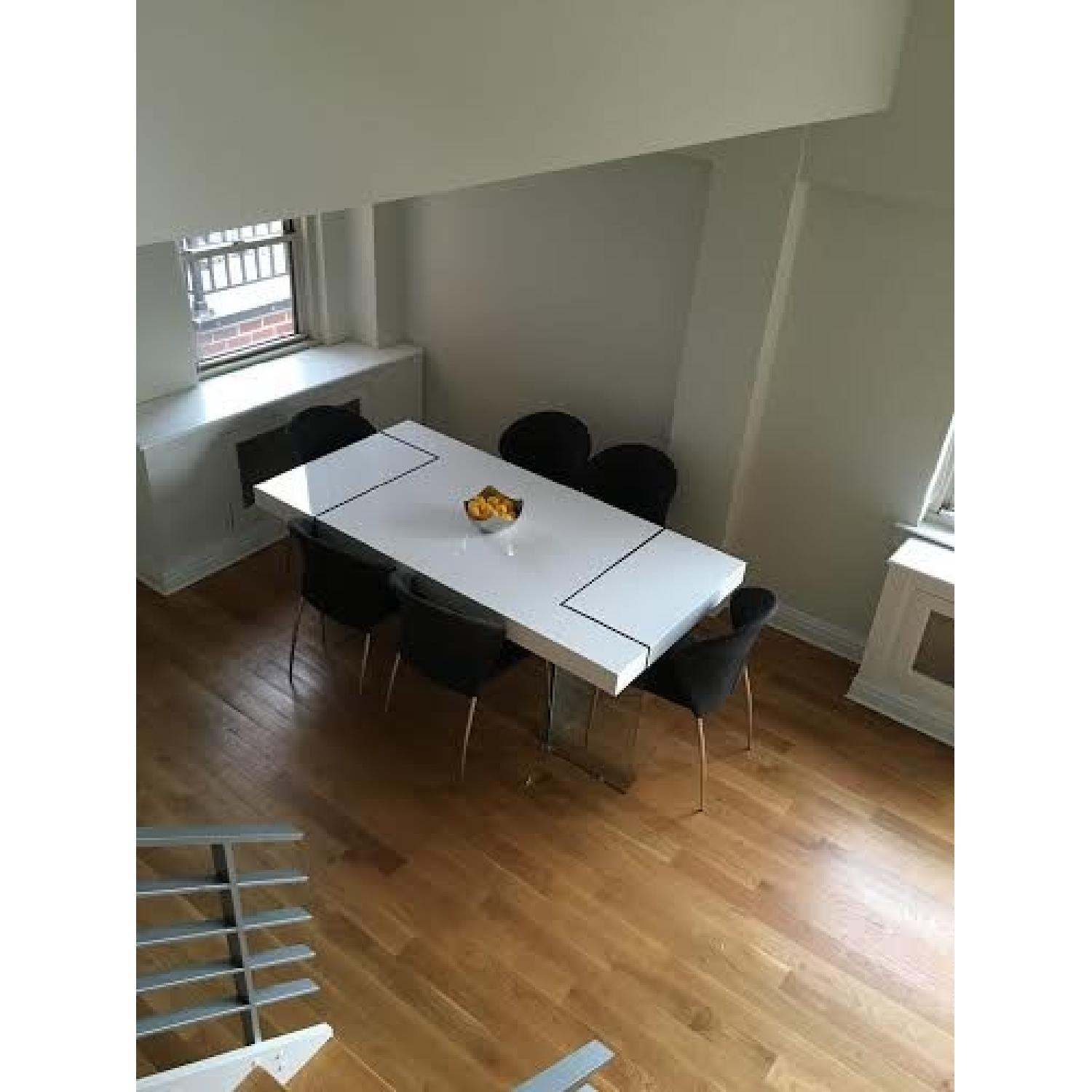 Dining Table w/ 6 Chairs - image-1