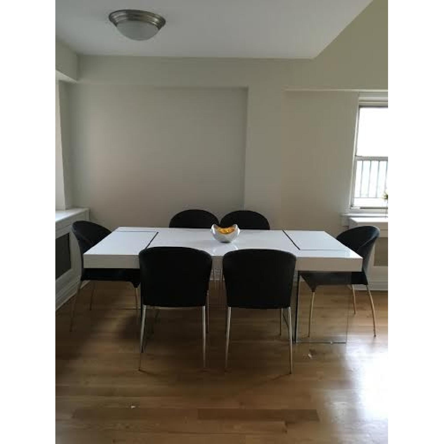 Dining Table w/ 6 Chairs - image-2