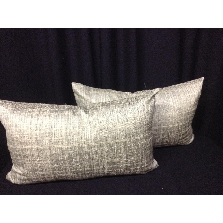 Ballard Designs Fabric Decorative Pillows - Pair - image-1
