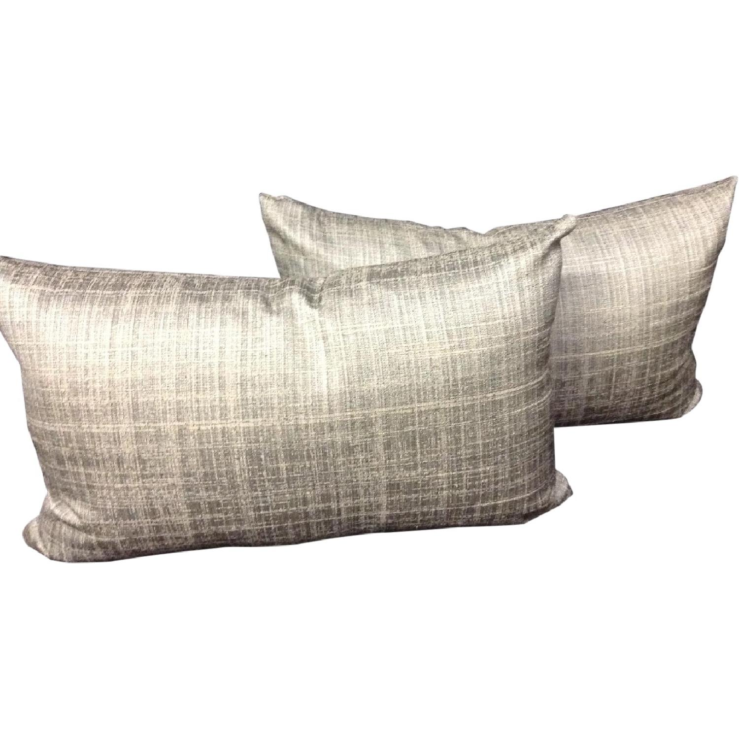 ballard designs fabric decorative pillows pair aptdeco ballard designs fabric decorative pillows pair
