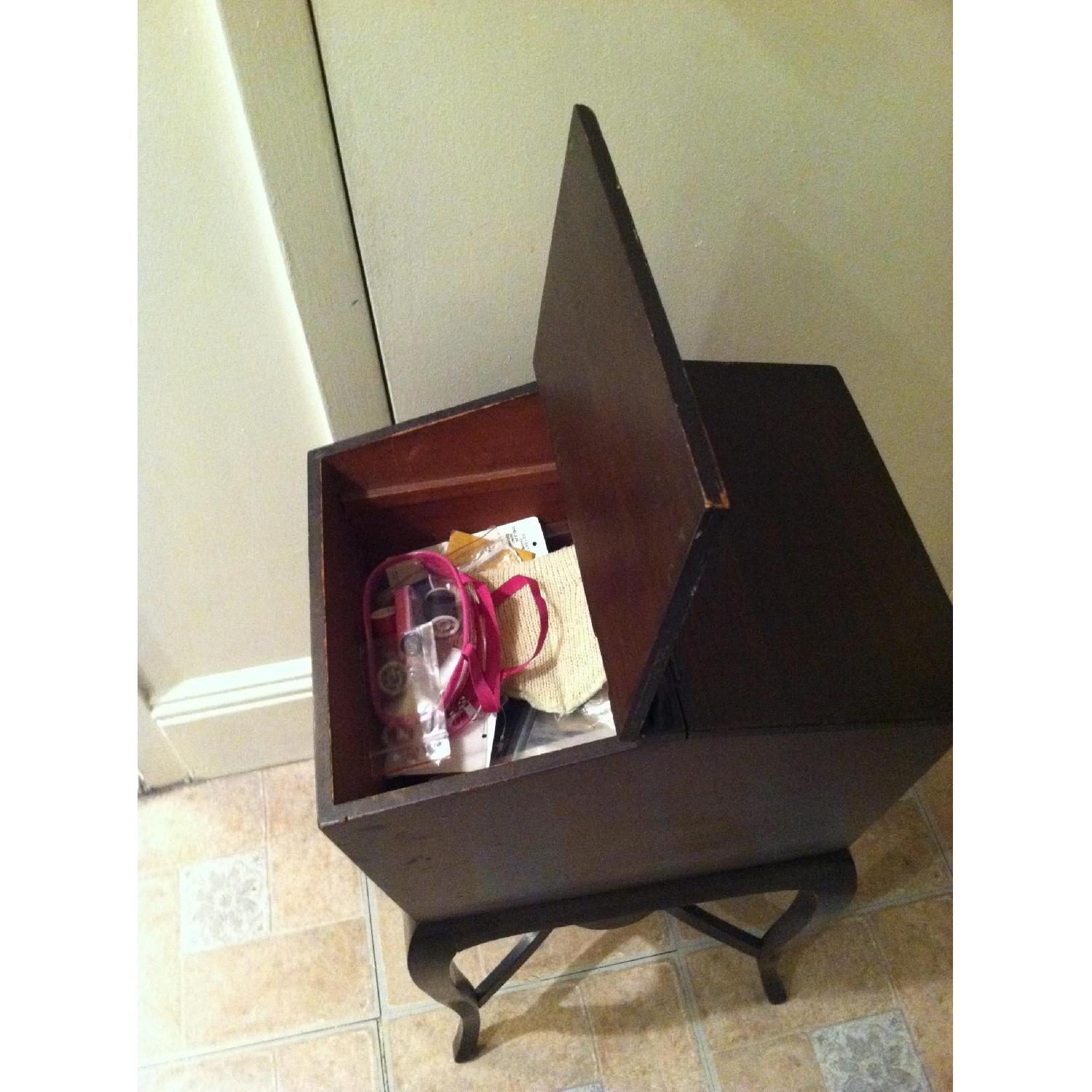 Small Sewing Cabinet - image-1