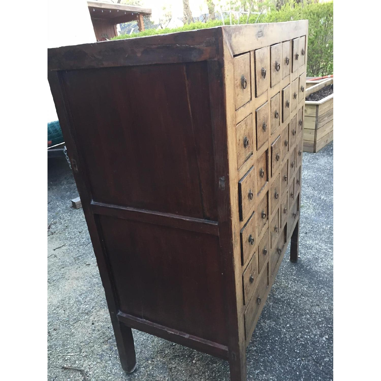 Vintage Chinese Apothocary Chest - image-4