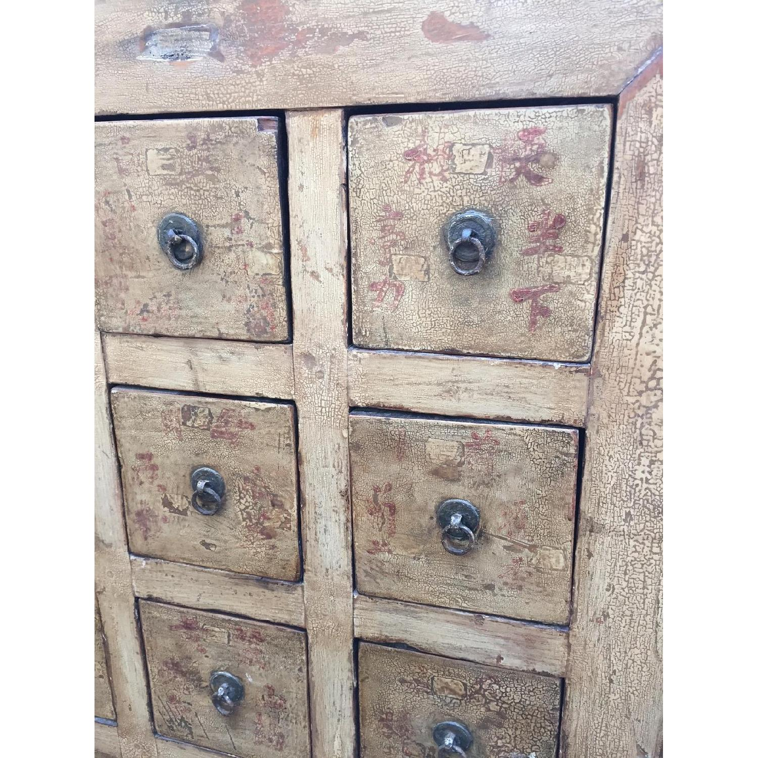 Vintage Chinese Apothocary Chest - image-5