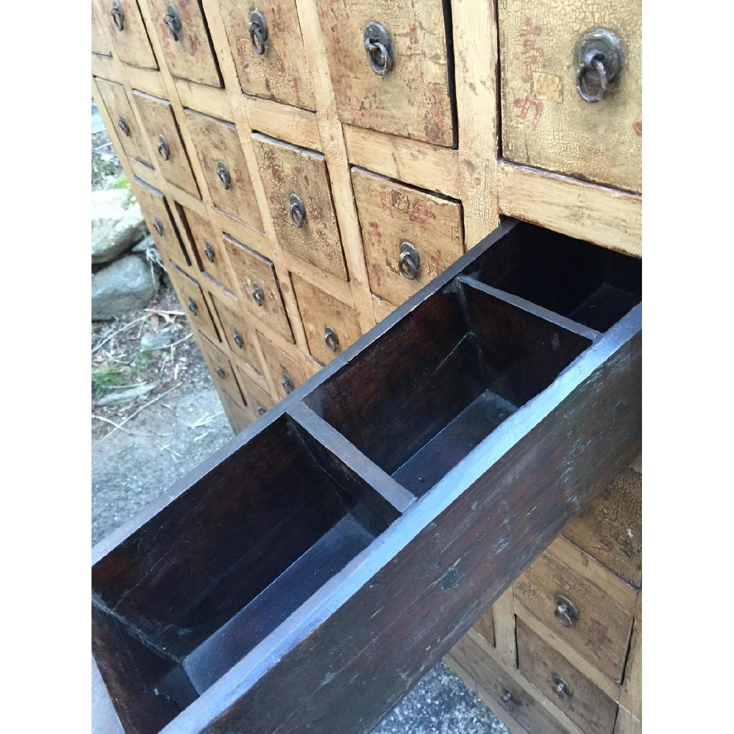 Vintage Chinese Apothocary Chest - image-6