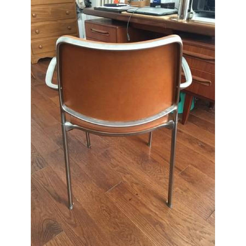 Design Within Reach Jesus Gasca Gas Cognac Leather Armchair - image-1
