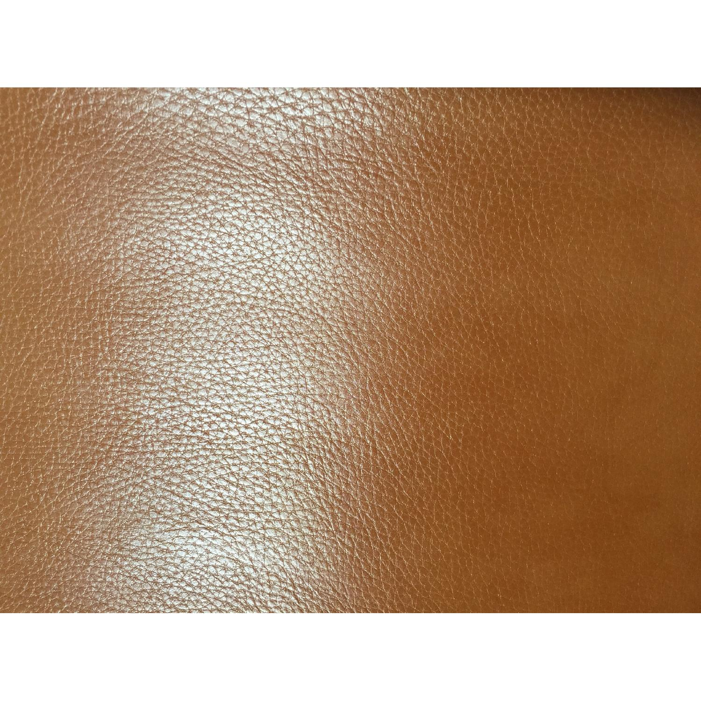 Design Within Reach Jesus Gasca Gas Cognac Leather Armchair - image-3
