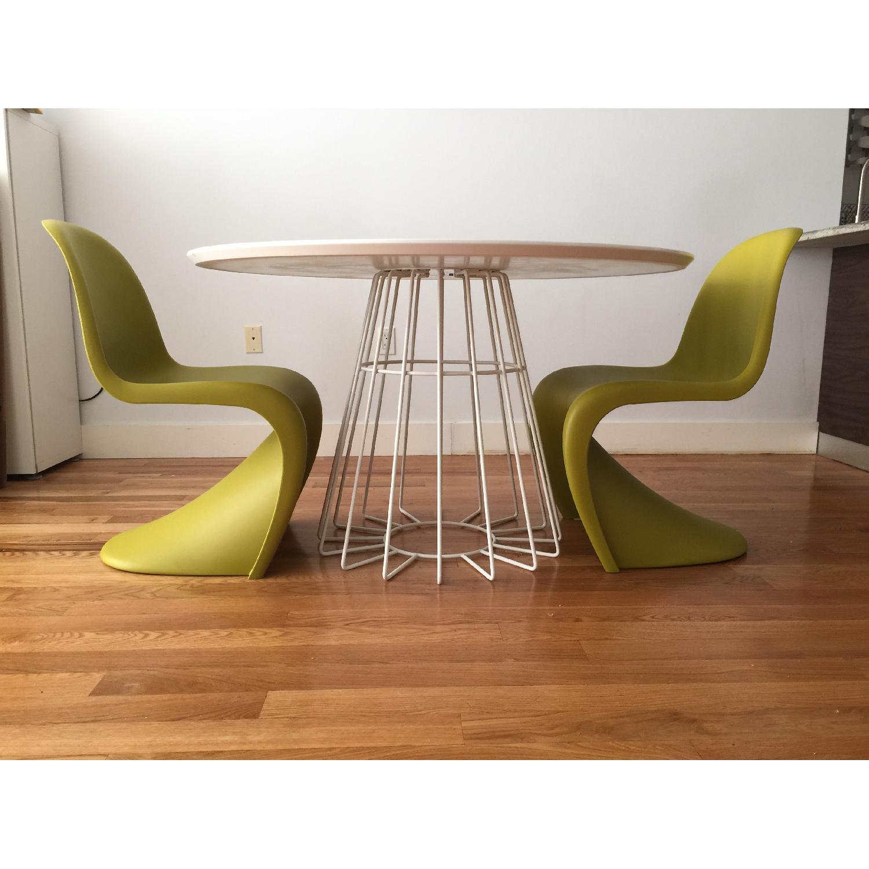 Vitra Panton Chairs - Pair - image-3