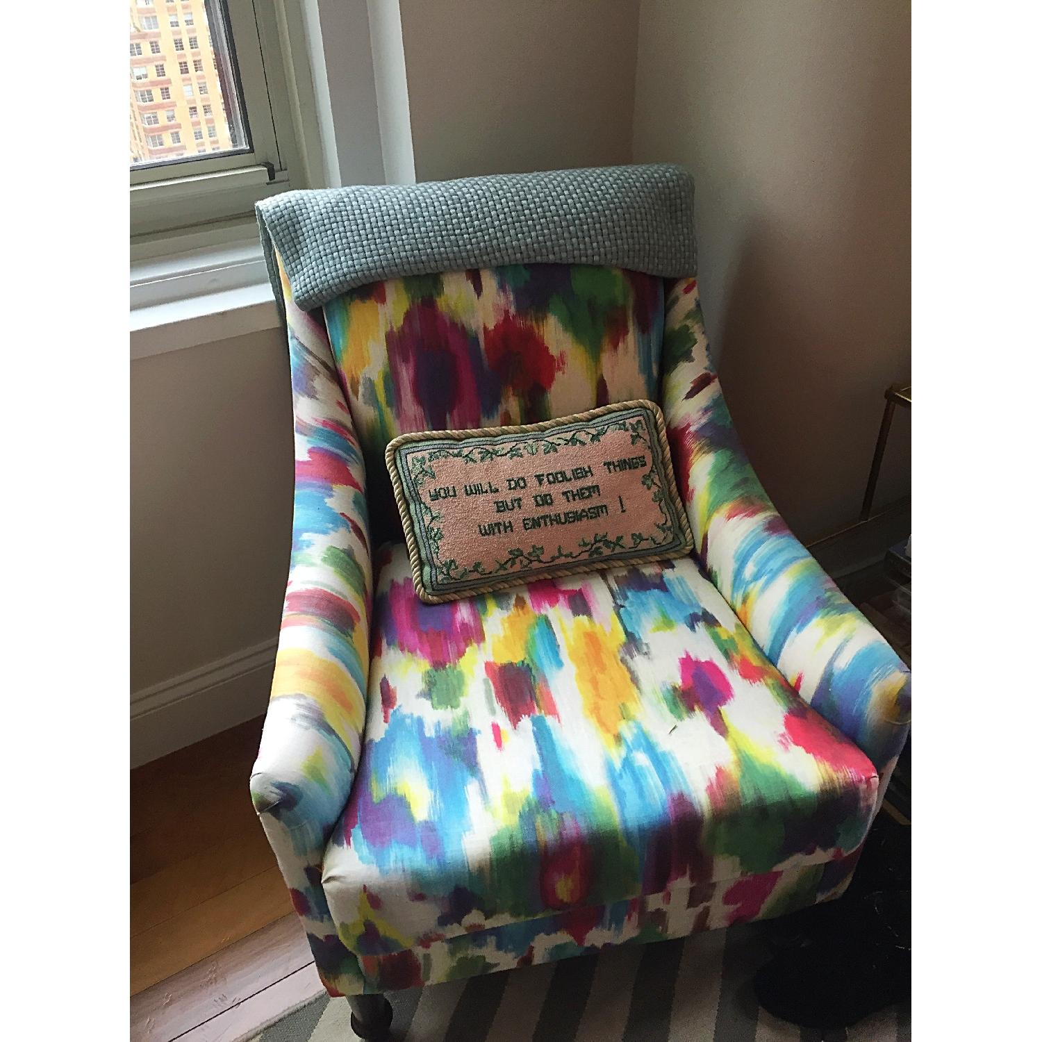 One Kings Lane Holmes Accent Chair - image-1