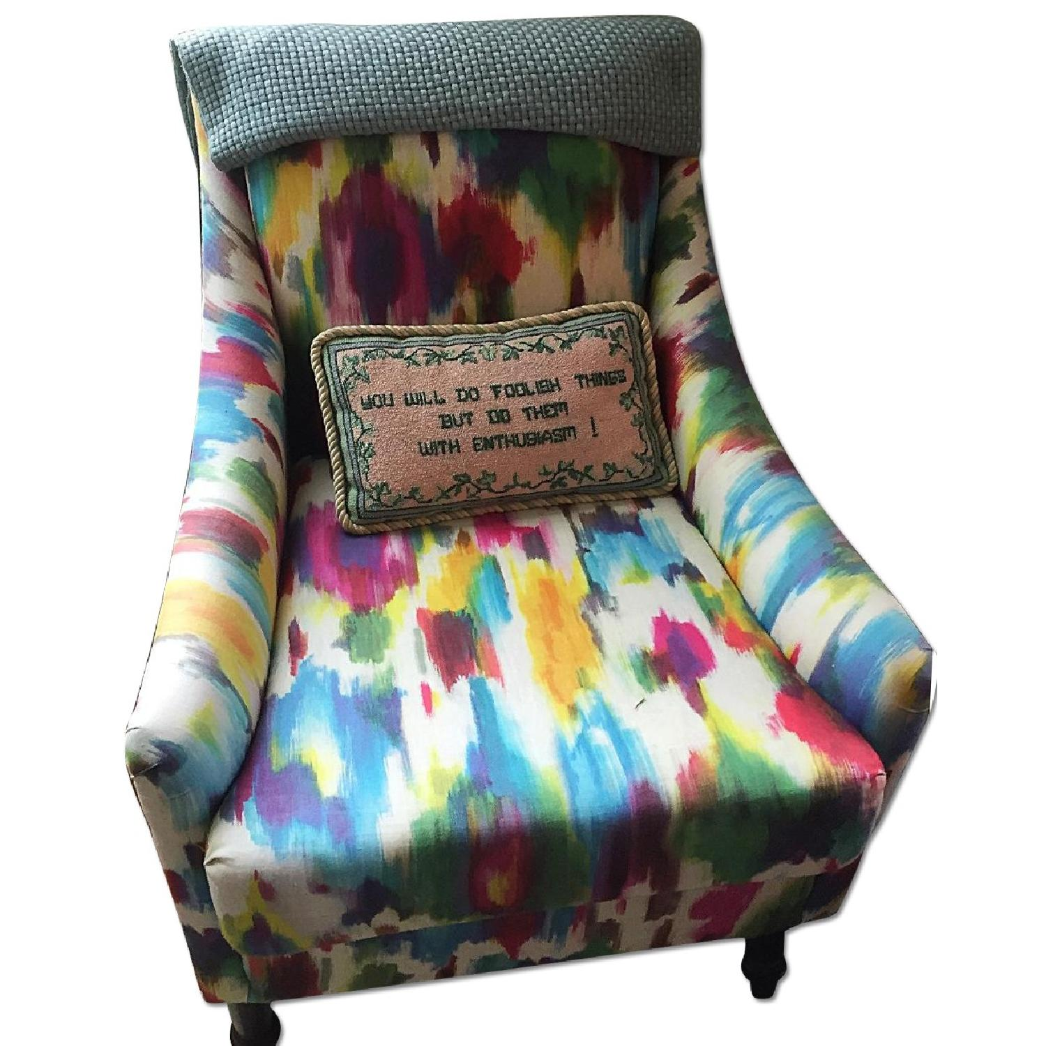One Kings Lane Holmes Accent Chair - image-0