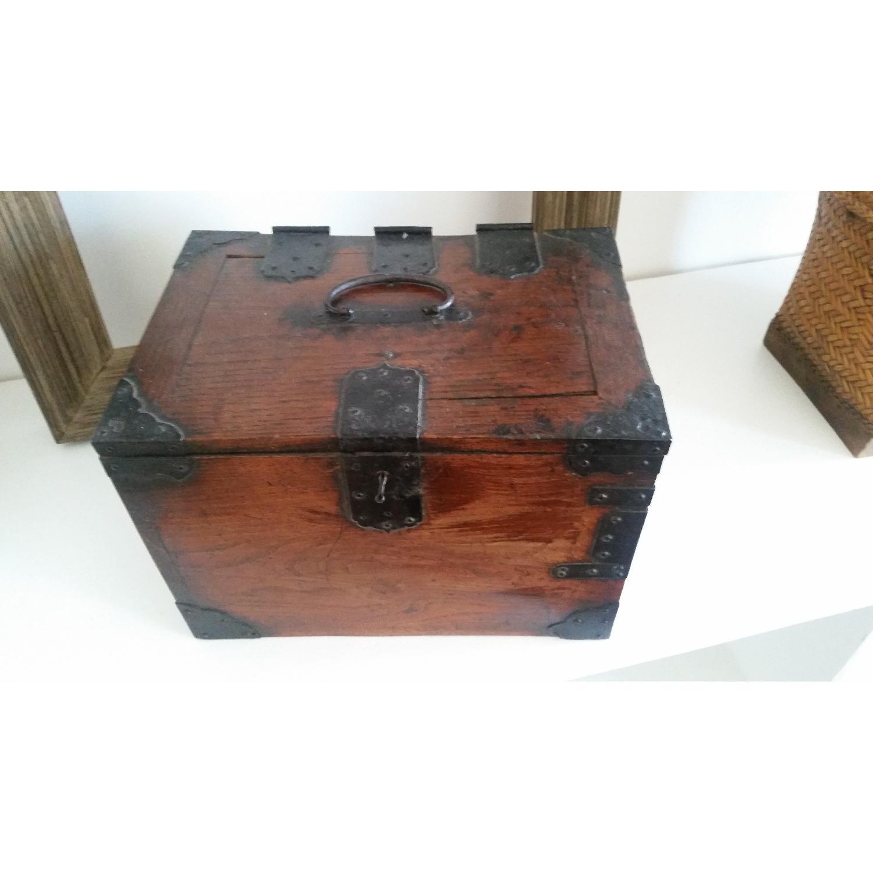 Antique Tea Box - image-1