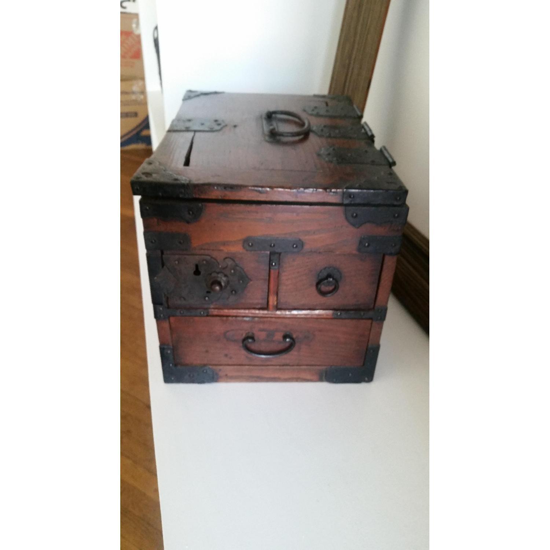 Antique Tea Box - image-2