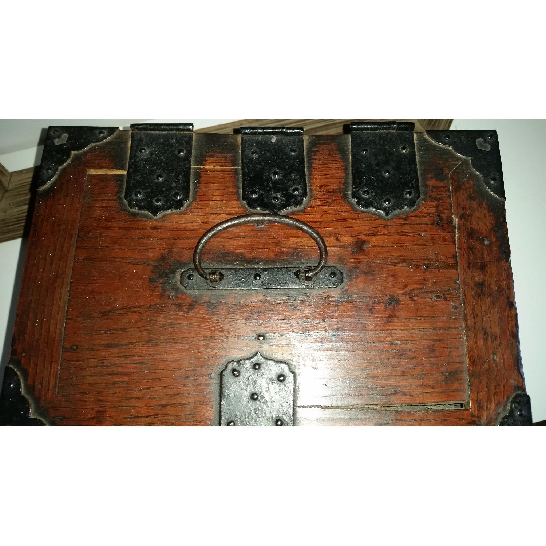 Antique Tea Box - image-3
