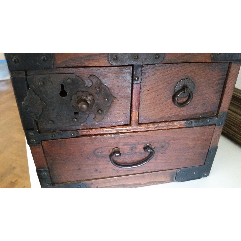 Antique Tea Box - image-5