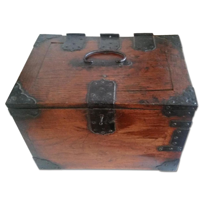 Antique Tea Box - image-0
