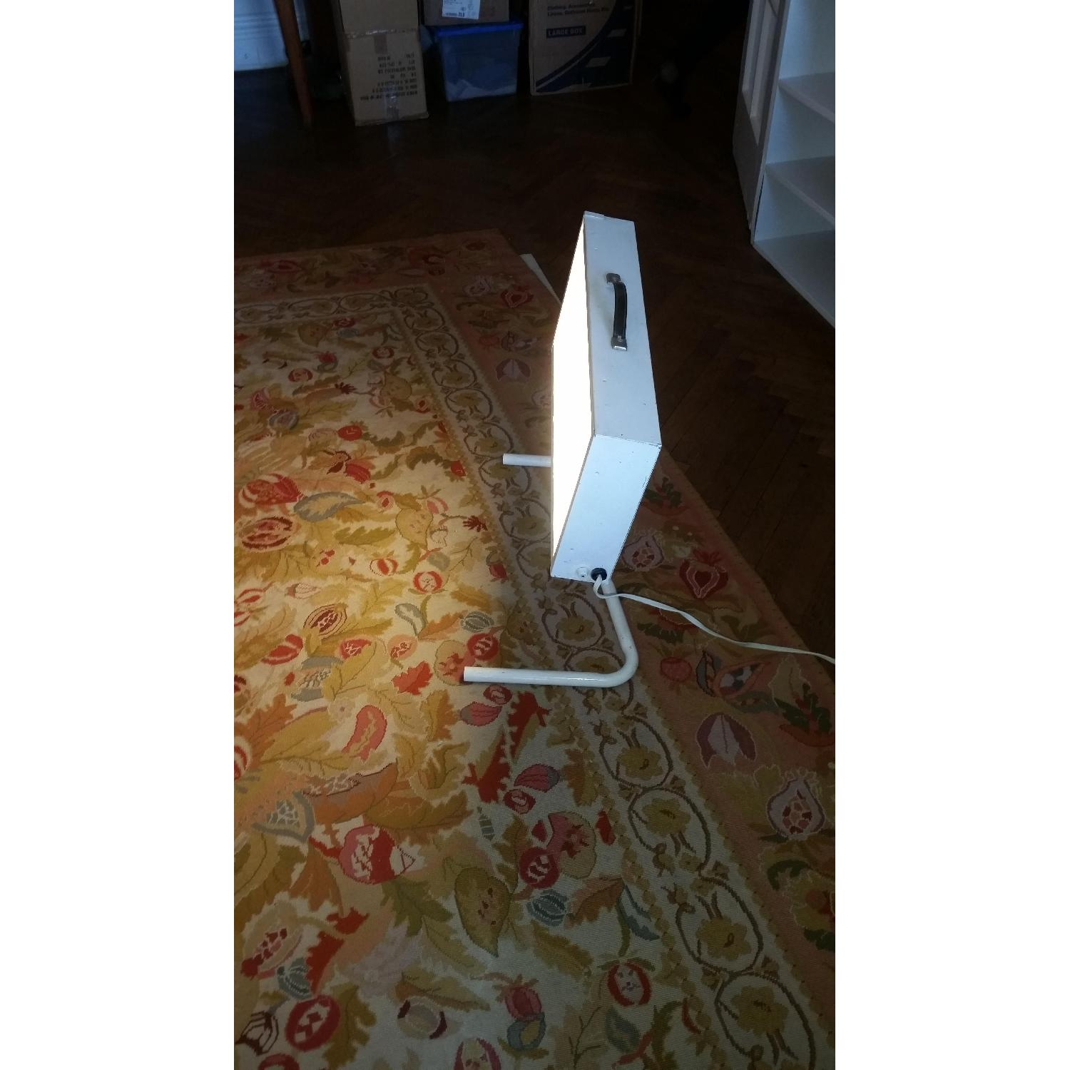 Custom Designed Light Therapy Box and Stand - image-2