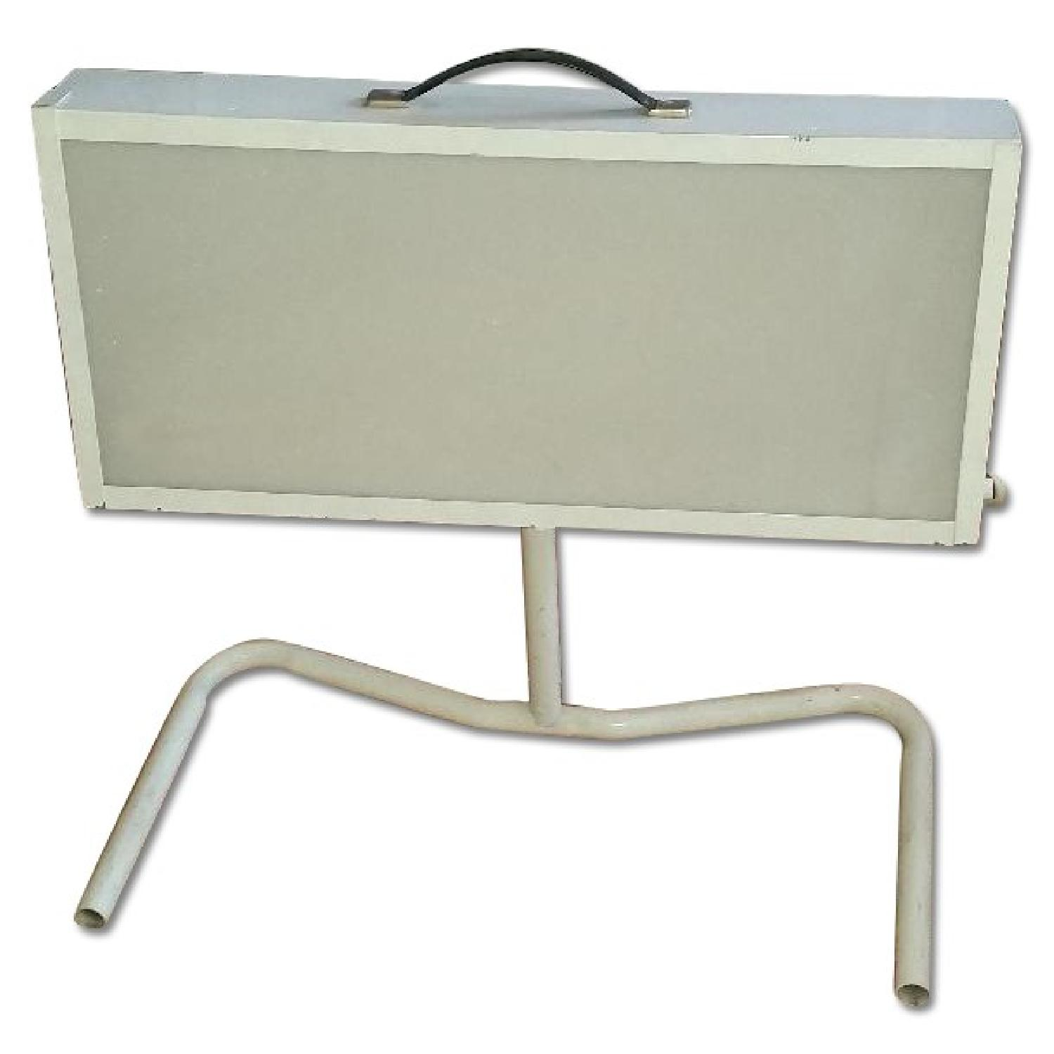 Custom Designed Light Therapy Box and Stand - image-0