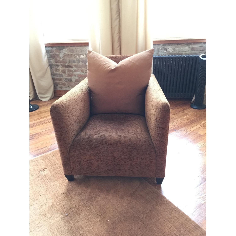 Donghia Savannah Club Chairs - Pair - image-3