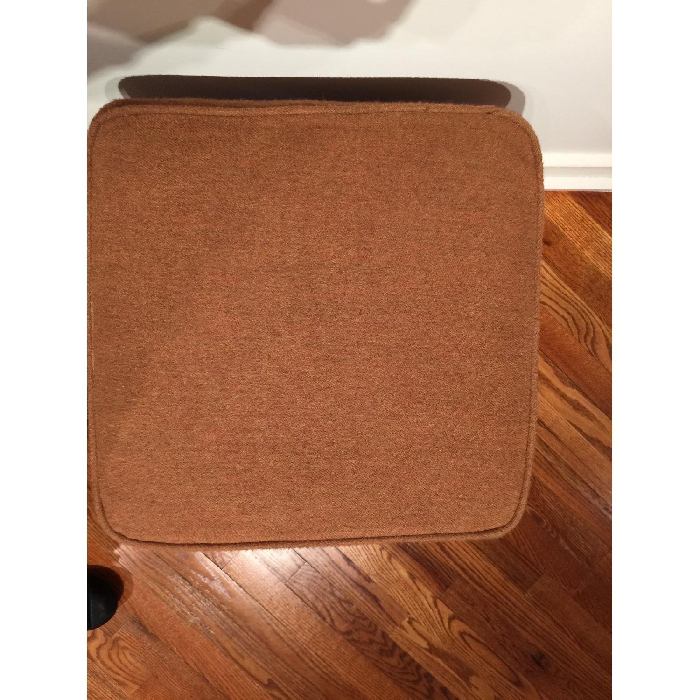 Custom Slipcovered Cube/Ottoman/Stool - image-2