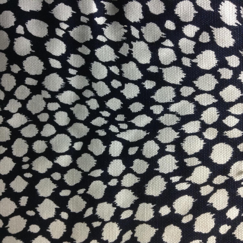 Bold Rain Drop Print Duralee Designer Fabric - image-4
