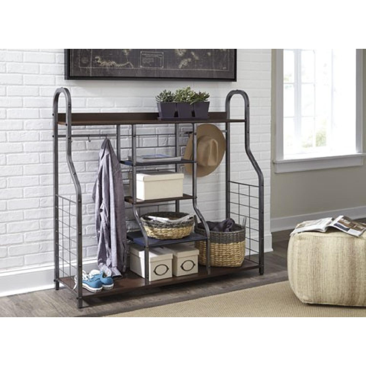 Ashley's Metal Organizer - 2 Available - image-1
