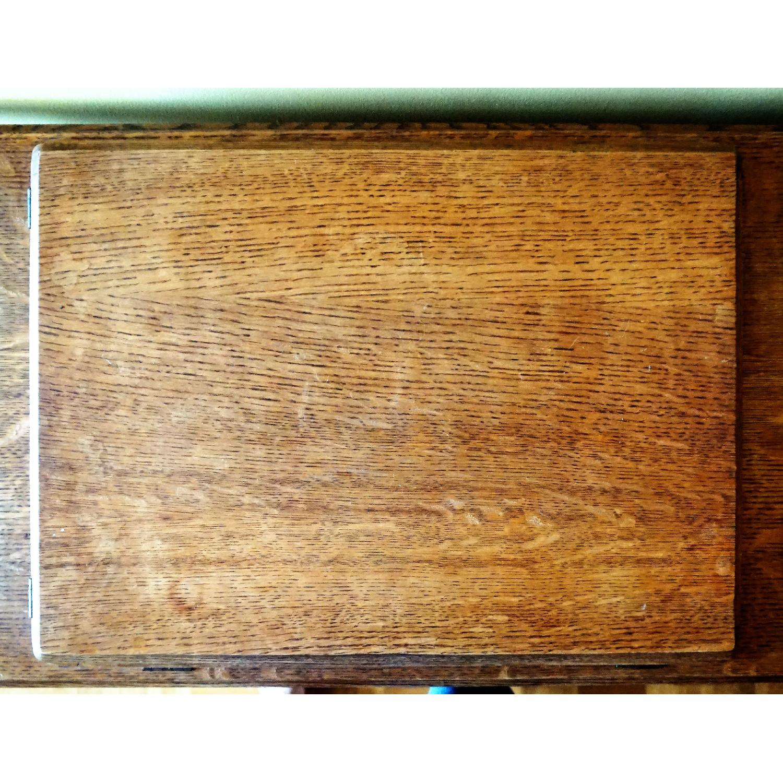 1903 Singer Sewing Machine Table - image-10