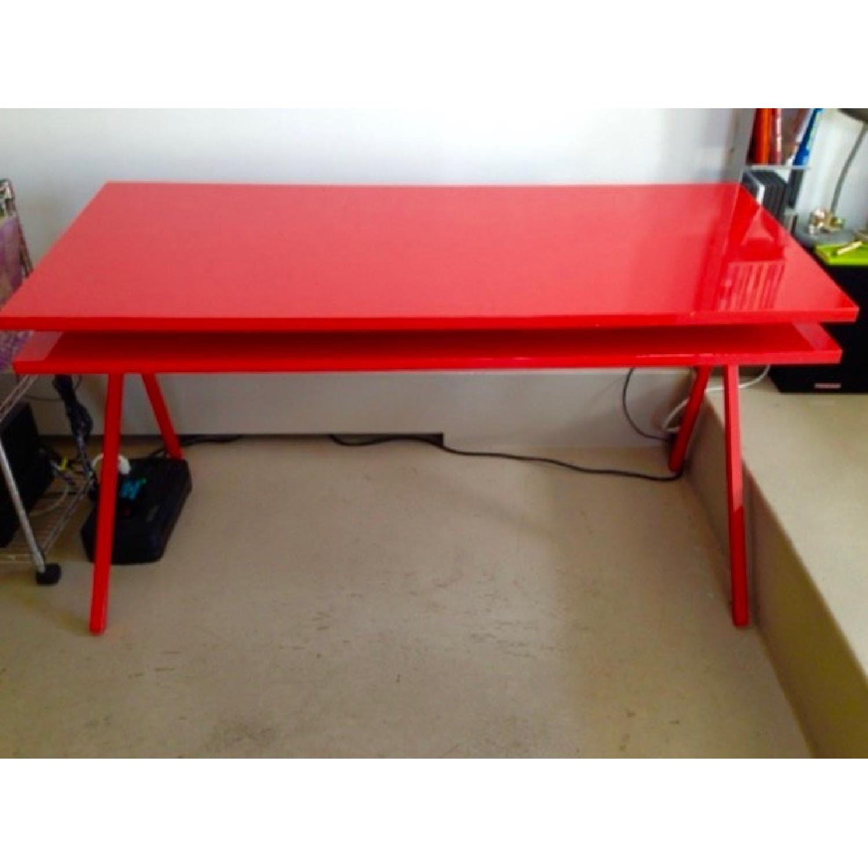 BluDot Area 51 Desk w/ Chair - image-1