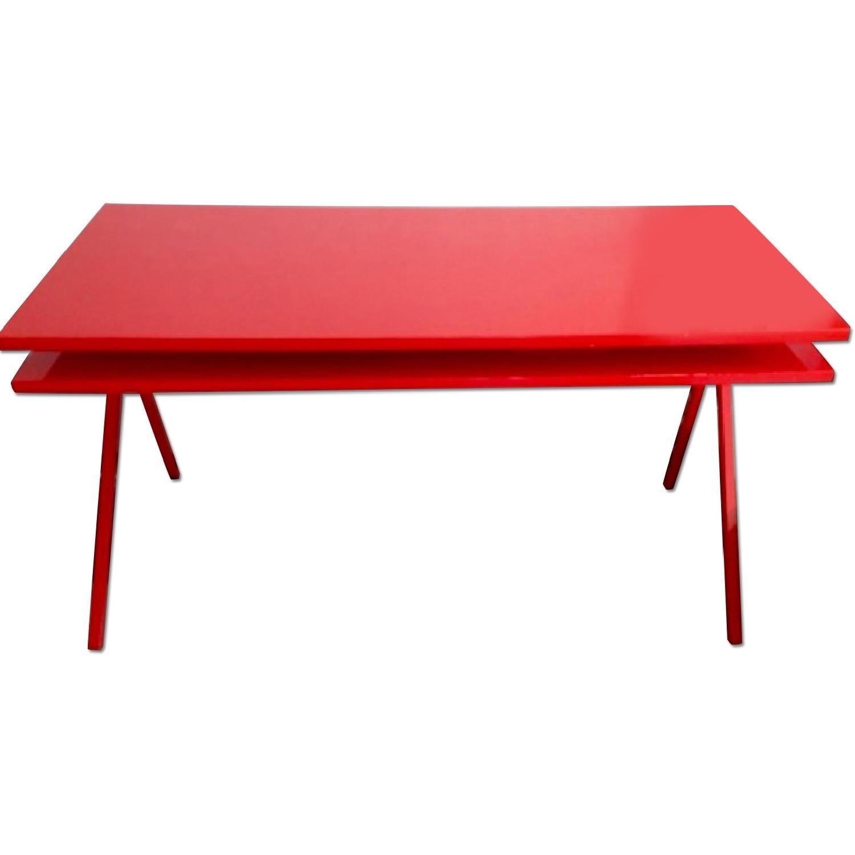 BluDot Area 51 Desk w/ Chair - image-0
