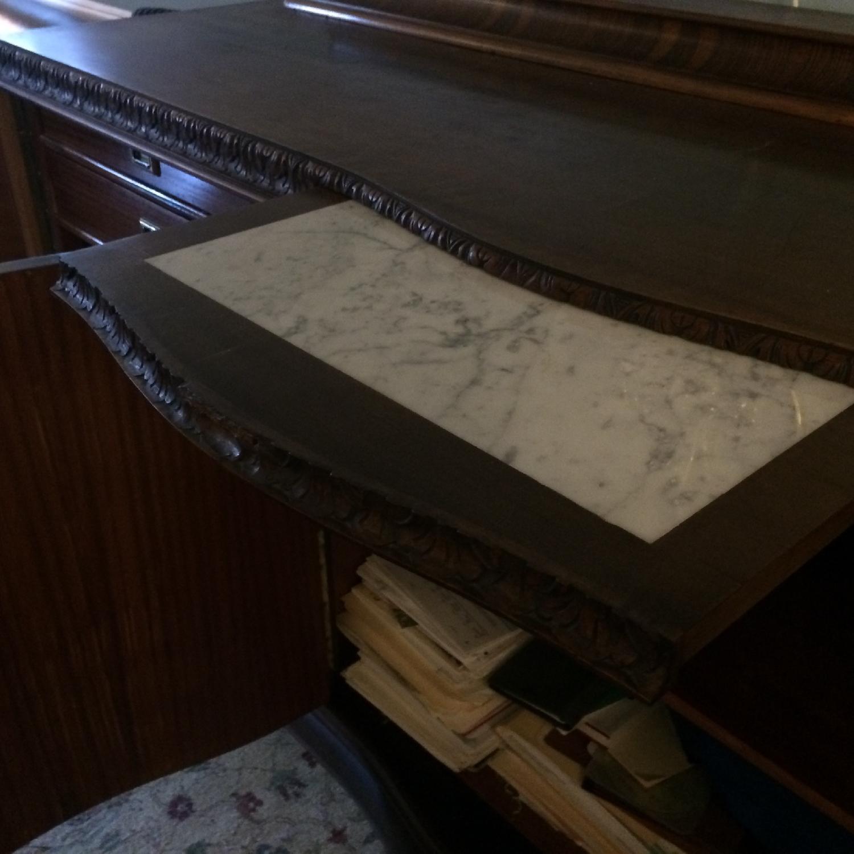 Antique Sideboard - image-6
