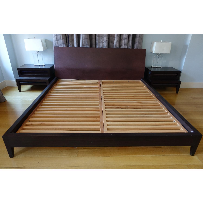 Maurice Villency Symphony King Size Bed - image-2