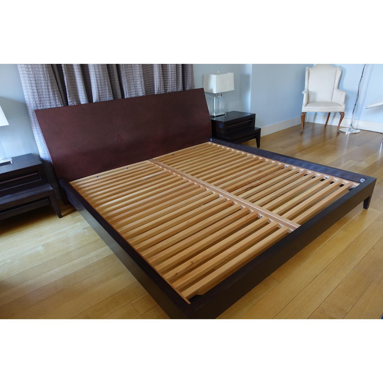 Maurice Villency Symphony King Size Bed - image-3