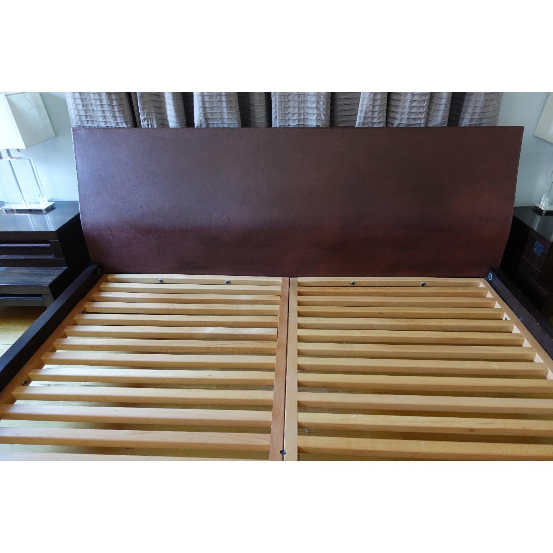 Maurice Villency Symphony King Size Bed - image-5