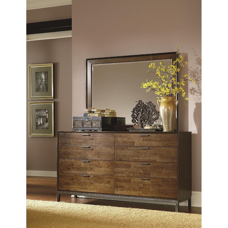 Legacy Home Kateri Dresser w/ Mirror - image-4