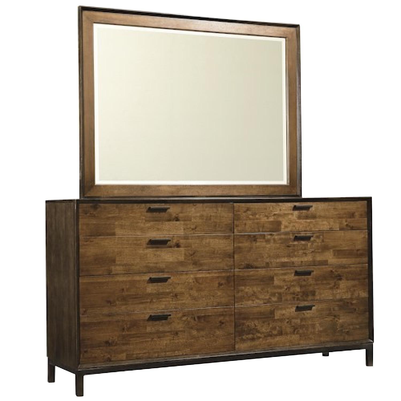 Legacy Home Kateri Dresser w/ Mirror - image-0