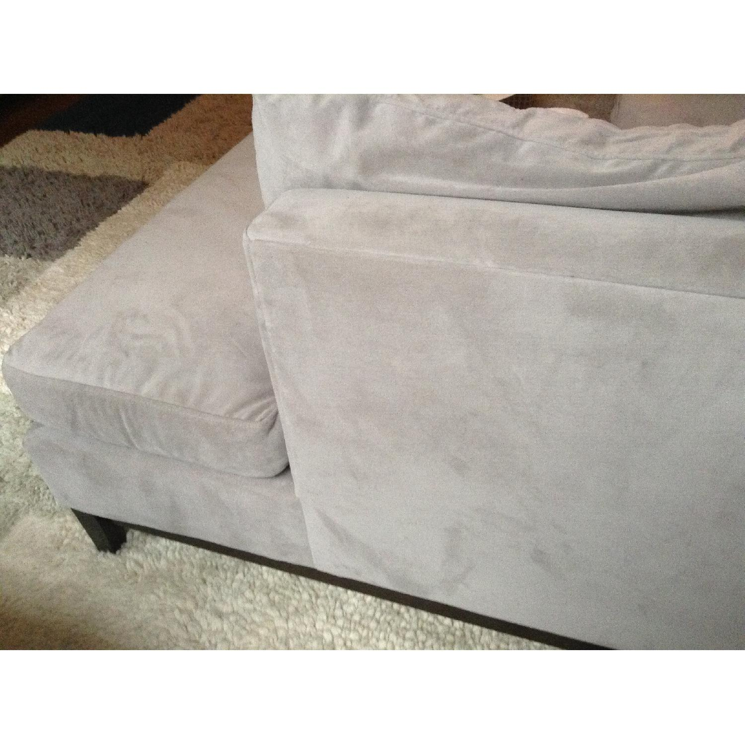 West Elm Blake Sectional Sofa w/ Chaise - image-1