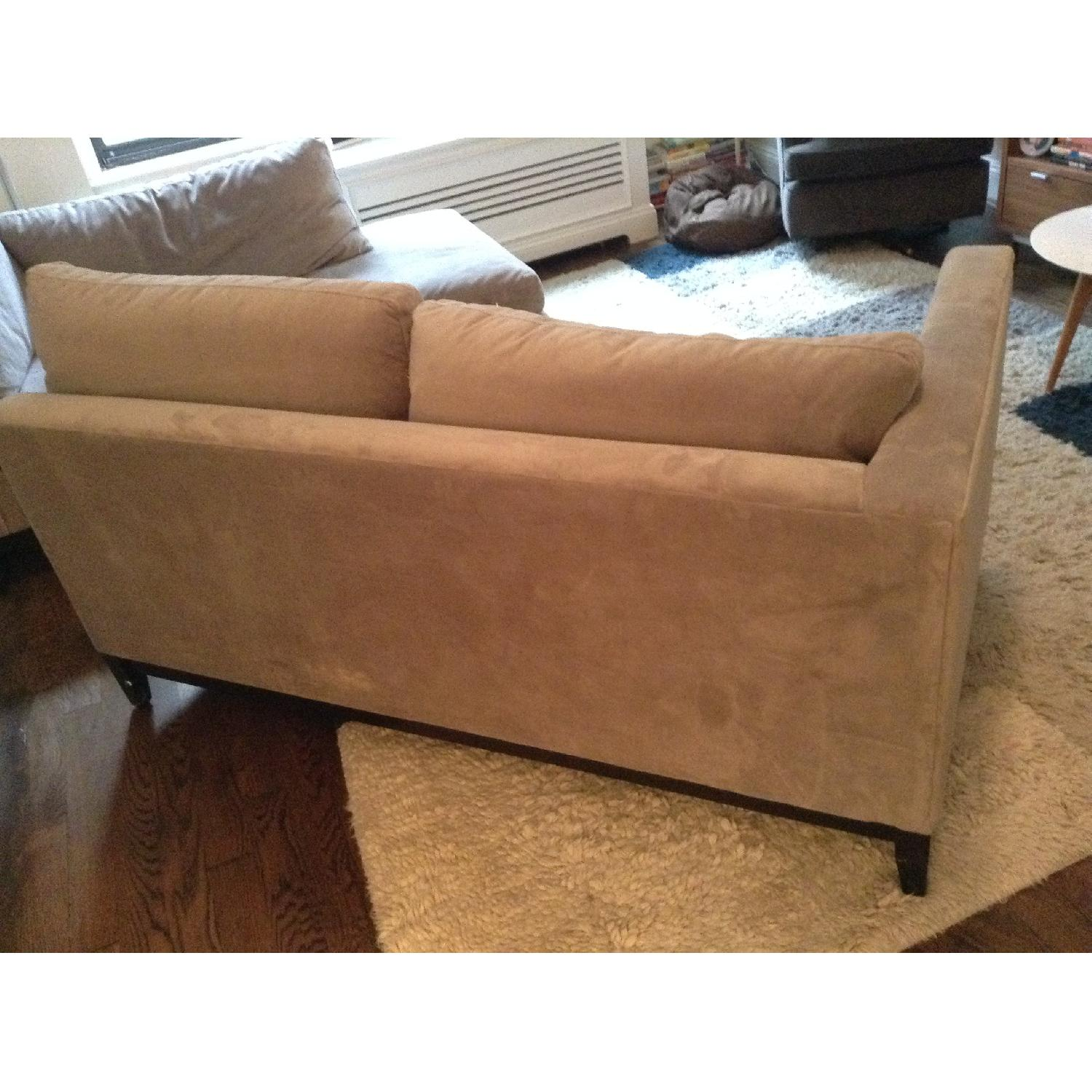 West Elm Blake Sectional Sofa w/ Chaise - image-5