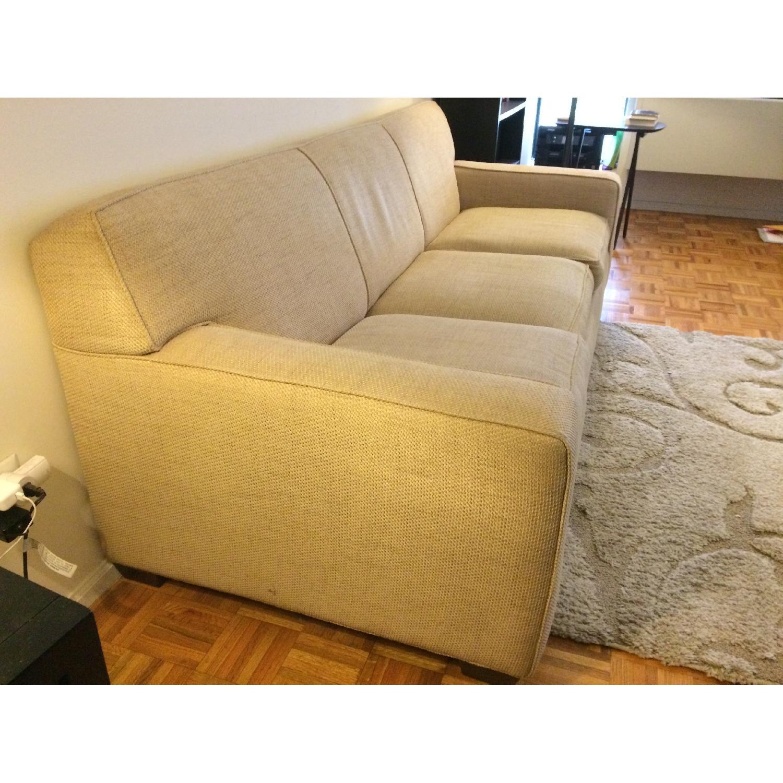 Crate & Barrel Cameron Sleeper Sofa - image-2