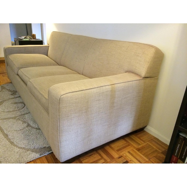 Crate & Barrel Cameron Sleeper Sofa - image-3