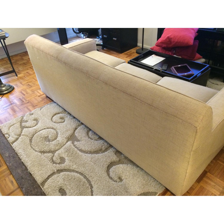 Crate & Barrel Cameron Sleeper Sofa - image-4