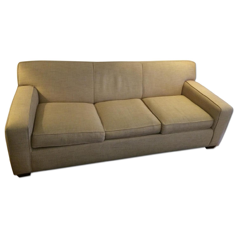 Crate & Barrel Cameron Sleeper Sofa - image-0